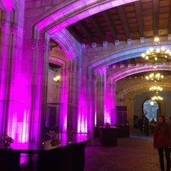 Photo taken at Ajuntament de Barcelona by Albert M. on 12/21/2012