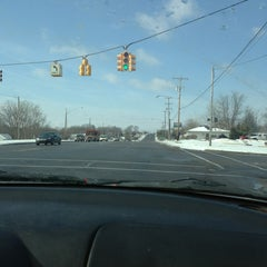 Photo taken at I-75 US 23 & Corunna Road by Fawn H. on 1/26/2013