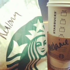 Photo taken at Starbucks by Melanie N. on 2/5/2013