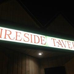 Photo taken at J.J. Foley's Fireside Tavern by John D. on 12/29/2012