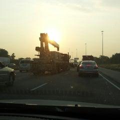 Photo taken at Stevenson Expressway (I-55) by Eric S. on 7/9/2013
