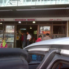 Photo taken at Restoran Hoover by Jaja S. on 12/17/2012