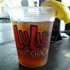 Photo taken at LuLu's Bait Shack by Michael R. on 12/12/2012