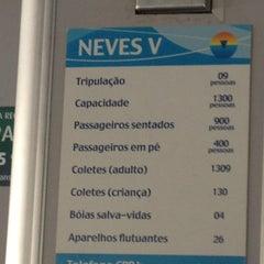Photo taken at Catamarã Social Neves V by Thiago F. on 1/8/2013