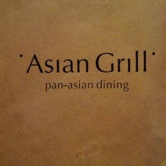 Photo taken at Asian Grill by Isiah T. on 2/22/2013
