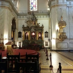 Photo taken at Catedral Metropolitana by Andrés Francisco S. on 3/5/2016