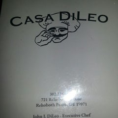 Photo taken at Casa DiLeo by Tripp W. on 2/17/2013