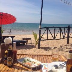 Photo taken at Andamania Beach Resort & Spa by Amparo C. on 2/1/2014
