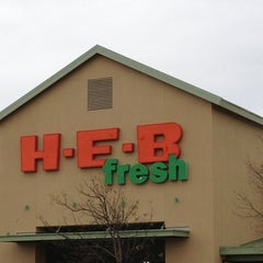 Photo taken at H-E-B plus! by Maxwell R. on 12/23/2012