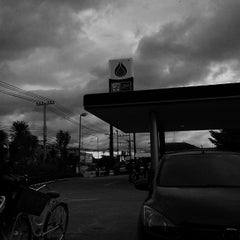 Photo taken at ปตท.ขลุง by Bas K. on 10/28/2014