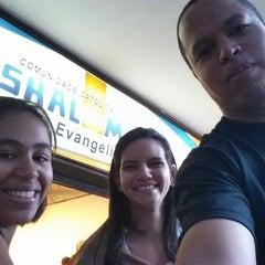 Photo taken at Centro de Evagelização Comunidade Católica Shalom by Willian A. on 5/3/2014