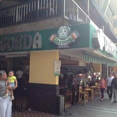 Photo taken at La Gorda by La Gorda R. on 10/28/2012