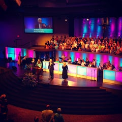 Photo taken at First Baptist Church Indian Trail by John S. on 7/28/2013