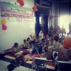 """Photo taken at Universitas """"45"""" Makassar by Deddy D. on 5/11/2013"""