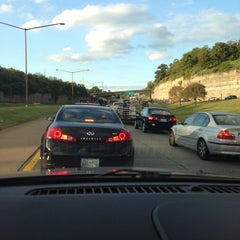 Photo taken at Interstate 440 by ItsmeB on 10/9/2013