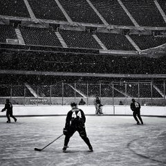 Photo taken at Soldier Field by Jason P. on 2/4/2013