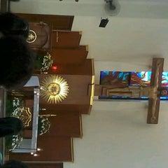 Photo taken at St.Jude Parish Church by jd b. on 7/18/2013