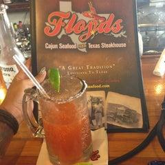 Photo taken at Floyd's Cajun Seafood by Amanda D. on 4/28/2013