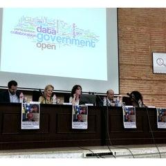Photo taken at Facultad de Ciencias de la Comunicación by Sonia B. on 4/19/2013