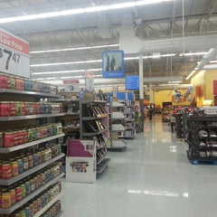 Photo taken at Walmart Supercenter by Derek N. on 5/10/2013