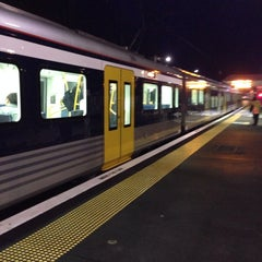 Photo taken at Onehunga Train Station by Dan H. on 5/6/2014