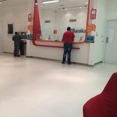 Photo taken at Albaraka Bank Ramli Mall by Sayed Maitham A. on 5/31/2014
