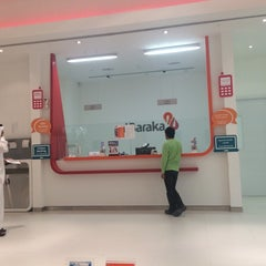 Photo taken at Albaraka Bank Ramli Mall by Sayed Maitham A. on 7/5/2014