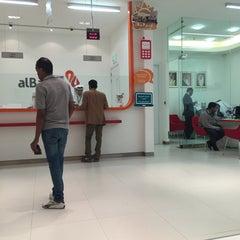 Photo taken at Albaraka Bank Ramli Mall by Sayed Maitham A. on 1/14/2015