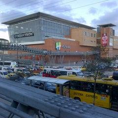 Photo taken at Hayuelos Centro Comercial by Oscar C. on 5/4/2013