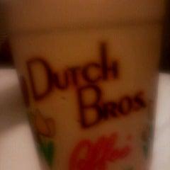Photo taken at Dutch Bros. Coffee by Amanda L. on 2/10/2013