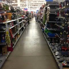 Photo taken at Walmart Supercenter by Courtney H. on 12/30/2012