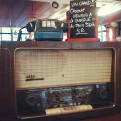 Photo taken at Café du Commerce by saniya on 1/19/2013