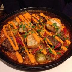 Photo taken at Barcelona Restaurant & Bar by Bryan H. on 12/7/2014
