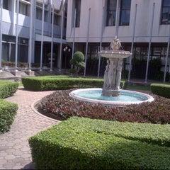 Photo taken at มหาวิทยาลัยอัสสัมชัญ (Assumption University) by Tena P. on 10/5/2012