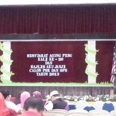 Photo taken at Sekolah Menengah Kebangsaan Agama Kuala Lumpur by Hani Z. on 2/2/2013