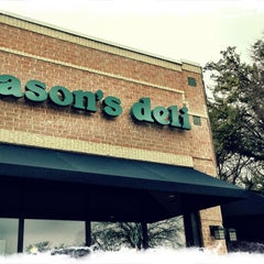 Photo taken at Jason's Deli by Paul D. on 1/15/2013