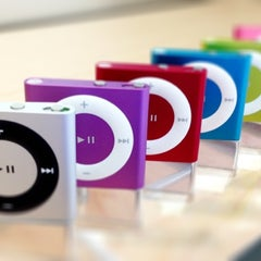 Photo taken at Apple Store, The Domain by Paul D. on 12/8/2012
