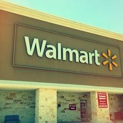 Photo taken at Walmart Supercenter by Paul D. on 8/5/2013