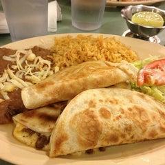 Photo taken at El Charro by Loka B. on 12/24/2012