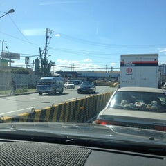 Photo taken at Petron by Bhozz V. on 12/19/2012