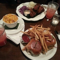 Photo taken at MangoSeed Restaurant by Kay M on 5/5/2013