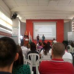 Photo taken at Universidad De Envigado by David G. on 10/24/2014