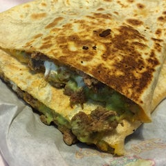 Photo taken at Filiberto's Mexican Food by Lisa T. on 3/1/2015