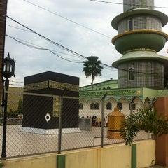 Photo taken at Asrama Haji Medan by Toto S. on 4/6/2013