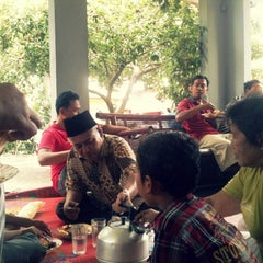 Photo taken at Jalan Medan-Binjai by Ignasia I. on 12/2/2012