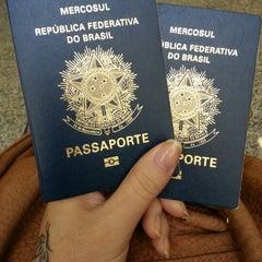 Photo taken at Polícia Federal by Naira Amorelli E. on 12/14/2012