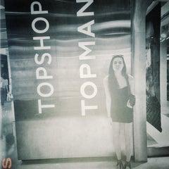 Photo taken at Topman by Rachel Z. on 3/11/2013