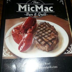Photo taken at MicMac Bar And Grill by Michelle L. on 7/23/2013