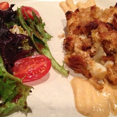 Photo taken at Rococo Restaurant & Fine Wine by Kyle G. on 3/1/2013