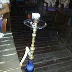 Photo taken at Sisha Cafe by Barış G. on 7/25/2013